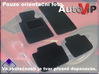 Toyota Land Cruiser 95 / 1996-2002 / Autokoberce textilní 12mm / 5 dvéř.